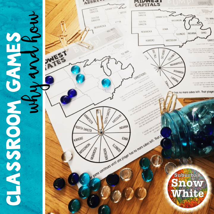 Classroom Games allow your kids to learn faster and more long-term.