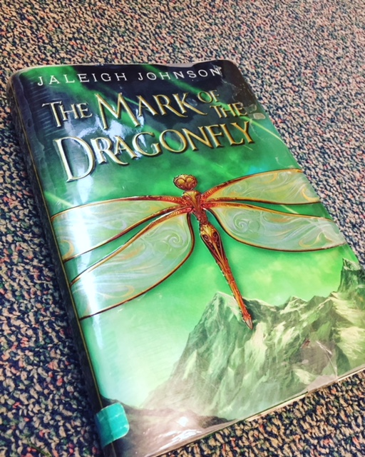 The Mark of the Dragonfly is one of the books like Harry Potter. Otherworldly!