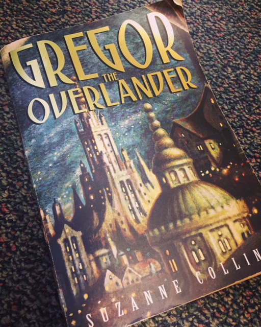The Overlander series are books like Harry Potter