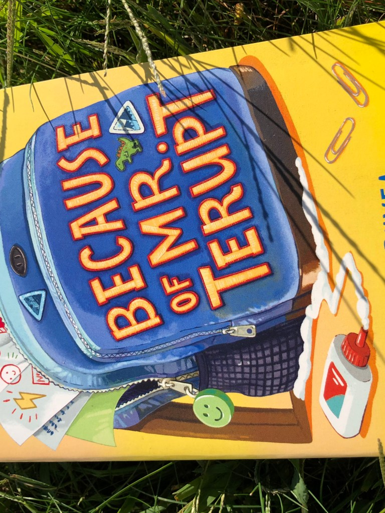 Because of Mr. Terupt is a popular series that lends itself beautiful to read aloud.