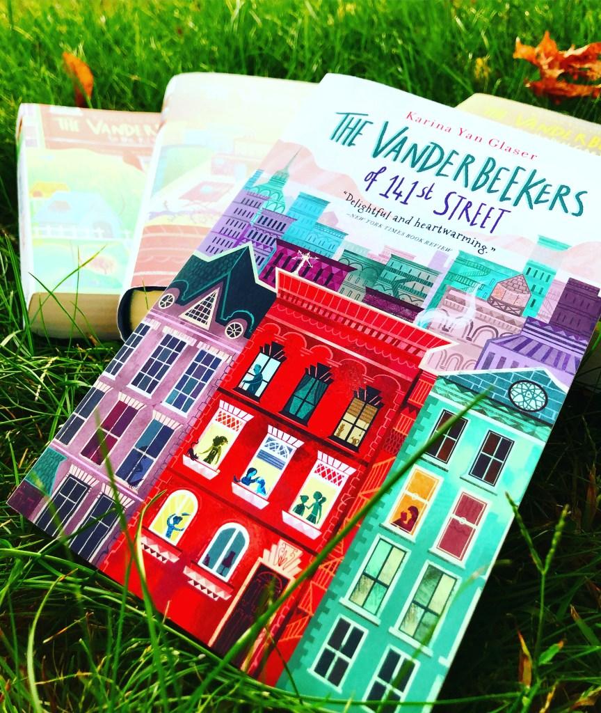 The Vanderbeeks are wonderful 4th grade books!