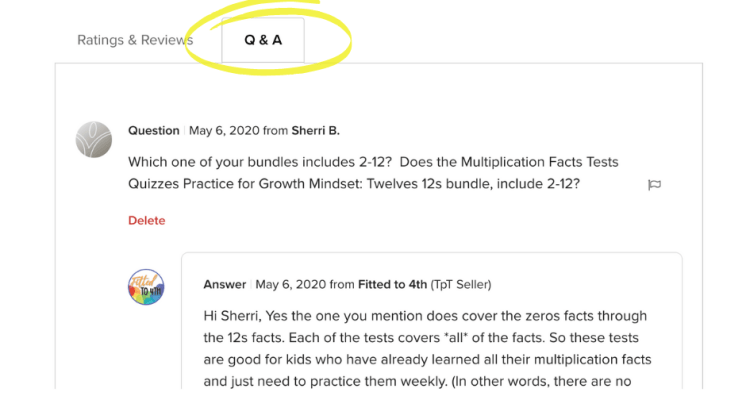 Lesson plans: read Q and A's first!