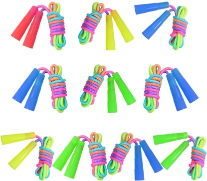 Jumpropes are not only great inexpensive gifts for student, they also make for great outdoor breaks!