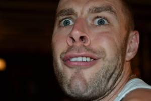 Matt Whitmore Silly Face