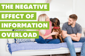 Fitter Food 138 - The Negative Effect of Information Overload