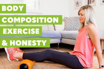 Fitter Food Radio 135 - Body Composition, Exercise & Honesty