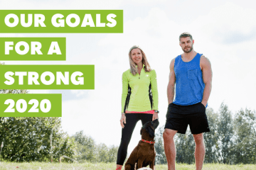Fitter Food Radio 139 - Our Goals for a Strong 2020