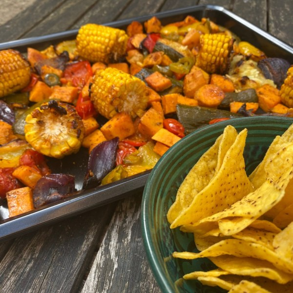 Mexican Roasted Vegetables