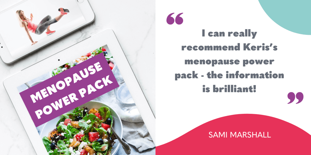 Menopause Power Pack - Sami Quote