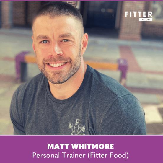 21 Day Menopause Support Hub - Matt Whitmore Fitter Food