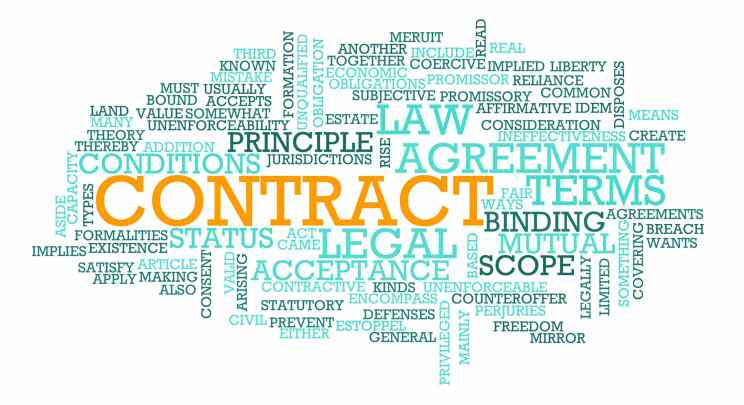 Fitter Law Contract Review