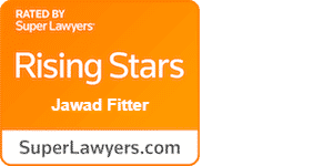 Jawad Fitter Super Lawyer 2021 Rising Star