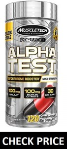 Muscletech Alpha Test Reviews