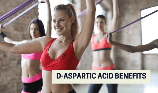 D-Aspartic Acid Benefits