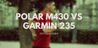Polar M430 vs Garmin 235