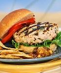 Oprah's Turkey Burgers