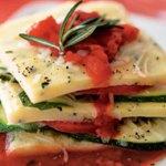 Vegetable Polenta