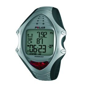 Polar RS800sd Heart Rate Monitor Watch with Free IRDA - USB2 Interface