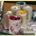 Healthy Breakfast Ideas – Refrigerator Oatmeal