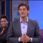Dr. Oz's Tips To Combat Crows Feet, Saddle Bags, And Bat Wings