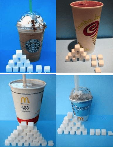 how much sugar is in drink