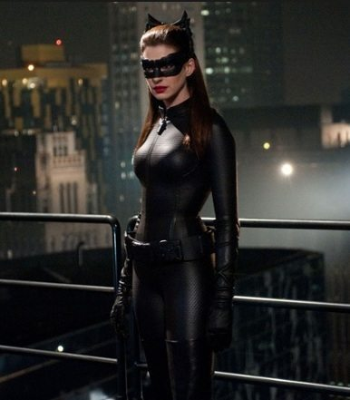 Anne Hathaway in Batman