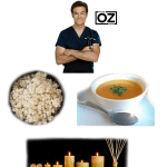 Dr. Oz's Top 3 Weight Loss Tips – Barley, Vanilla, and Soup