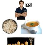 Dr. Oz's Top 3 Weight Loss Tips – Barley, Vanilla, and Soup