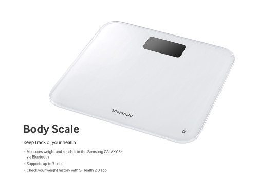 S health body scale