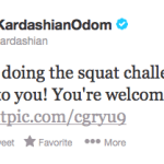 Are You Ready For The Squat Challenge?!