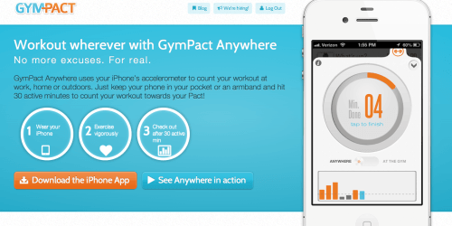 Gym Pact