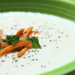 Cauliflower Soup – Gluten Free, Paleo, and Low Carb