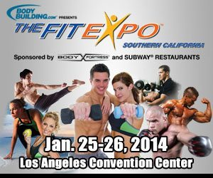 La fitness expo