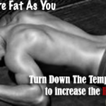 Burn Fat As You Sleep – Increase Brown Fat