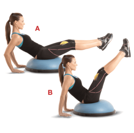 lower abdominal ab exercises