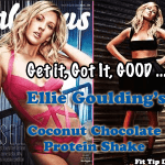 Super Star Approved – Coconut Chocolate Protein Shake