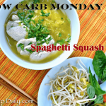 Low Carb Recipe Monday – Spaghetti Squash Pho