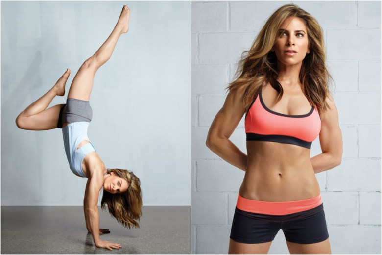 jillian michaels clothing line at kmart