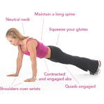 This is Why We Plank – Benefits of Planking