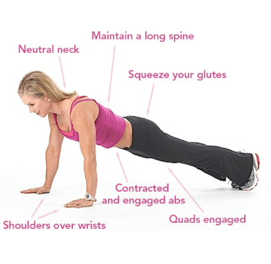 benefits of plank