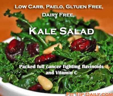 paleo salads