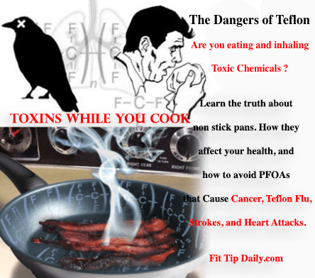 teflon dangerous