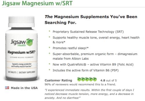 magnesium giveaway