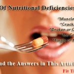 Deficient or Sufficient – 5 Ways to Know if You Have Nutritional Deficiencies