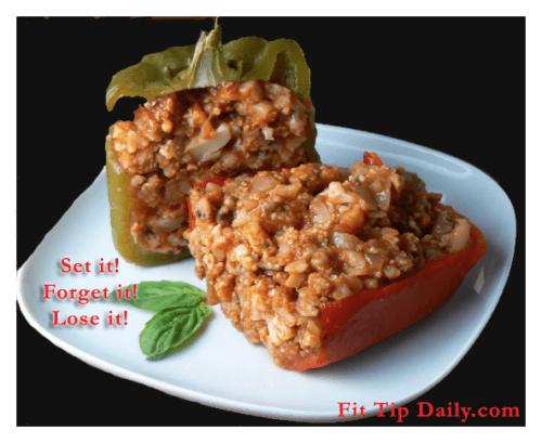 slow cooker paleo recipe