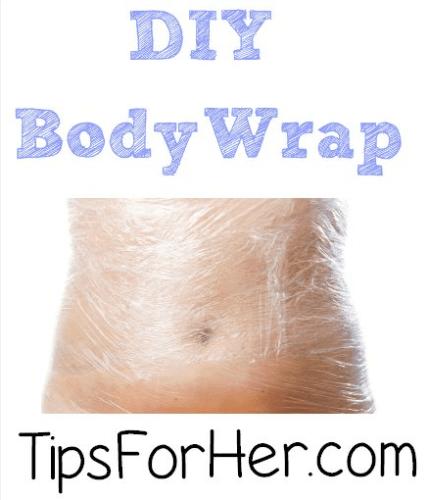 body wrap recipe