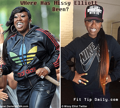 where has missy elliott been