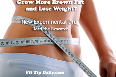 brown fat weight loss pill