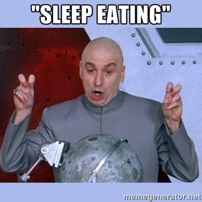 night eating