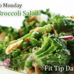 Low Carb Monday – Paleo Broccoli Salad